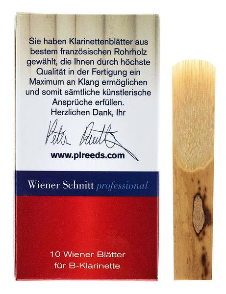 Peter Leuthner Bb-Clarinet Wien 5+ Prof.