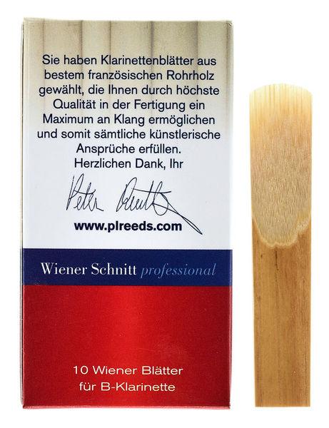 Peter Leuthner Bb-Clarinet Wien 6+ Prof.