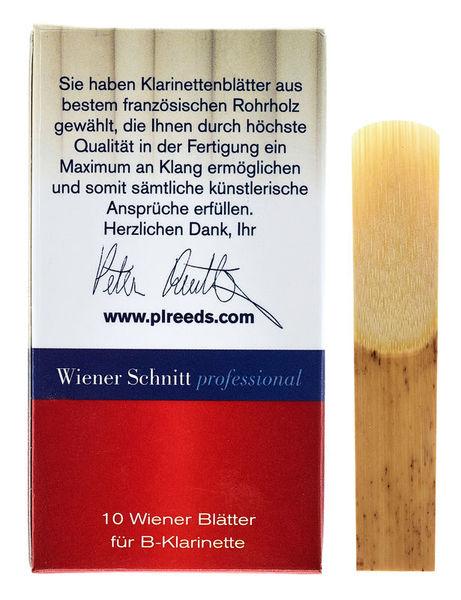 Peter Leuthner Bb-Clarinet Wien 7+ Prof.