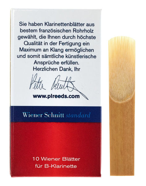 Peter Leuthner Bb-Clarinet Wien 4,5 Standard
