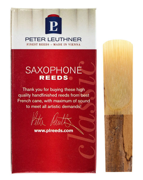 Peter Leuthner Alto Sax Classic Paris 4,0