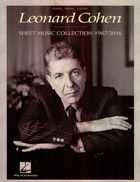 Hal Leonard Leonard Cohen Collection