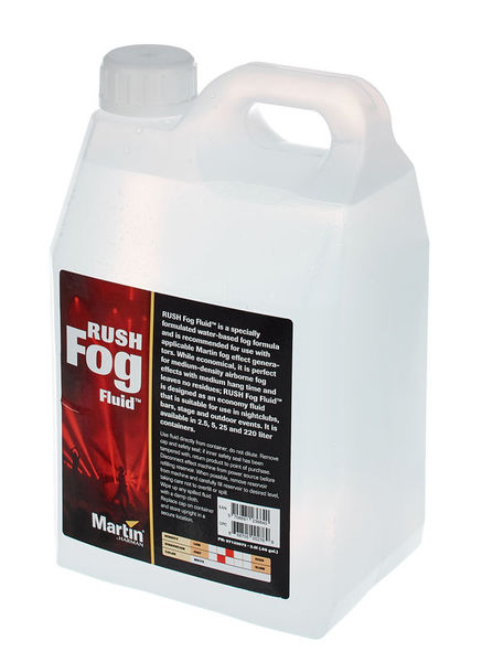 Martin Rush & Thrill Fog Fluid 2,5l