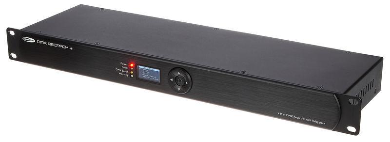 Showtec DMX Recpack 4 Recorder