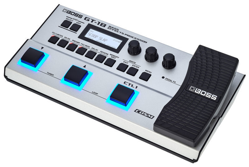 Boss GT-1B Bass Multi-FX Pedal
