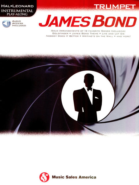 Hal Leonard Play James Bond Trumpet