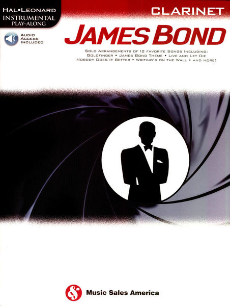 Hal Leonard Play James Bond Clarinet