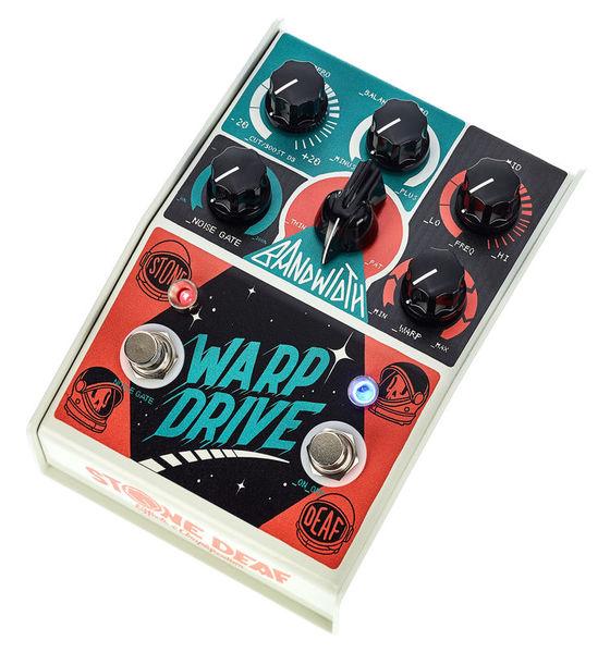 Stone Deaf Warp Drive Hi Gain Dist. & EQ