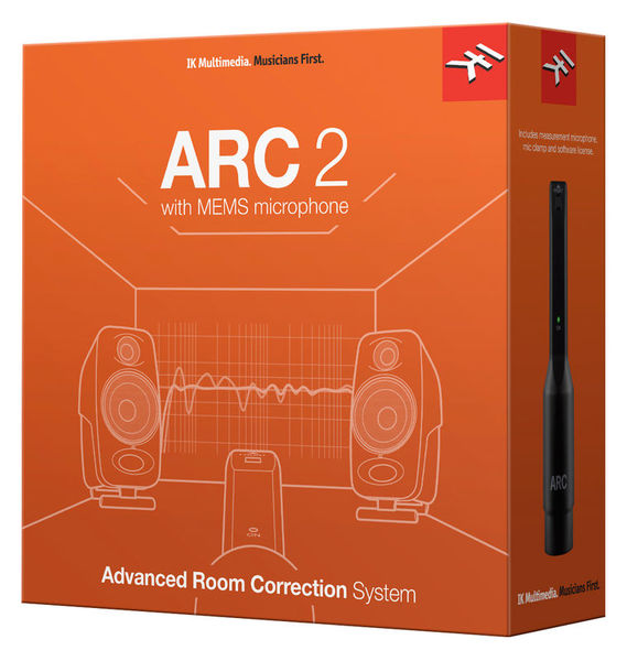 ARC System 2.5 IK Multimedia