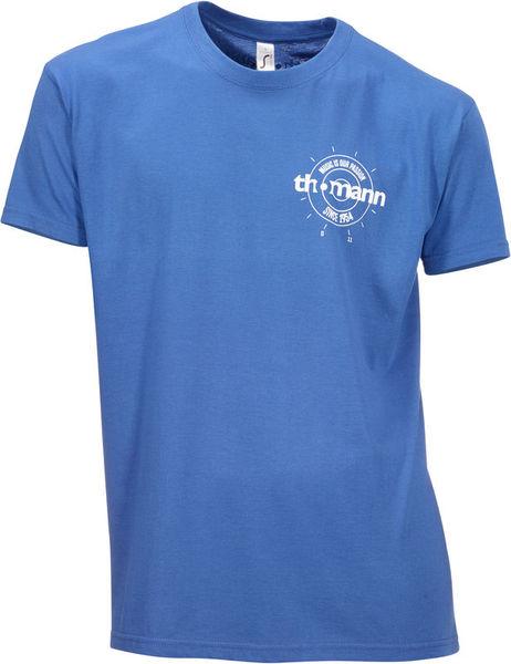 Thomann T-Shirt Blue 3XL – Thomann Österreich ffea89218