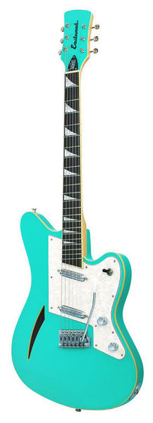 Eastwood Guitars Surfcaster Sea Foam Green