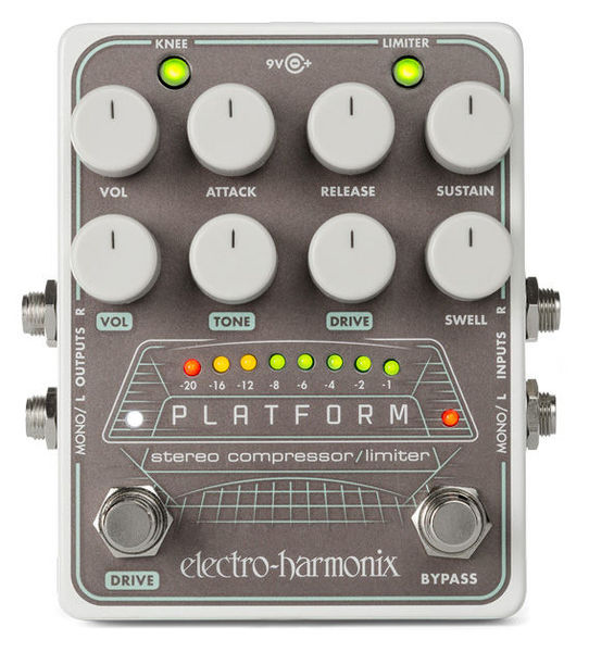 Platform Compressor/Limiter Electro Harmonix