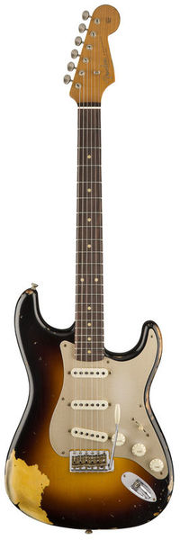 Fender 59 Strat WF3CS Heavy Relic LTD