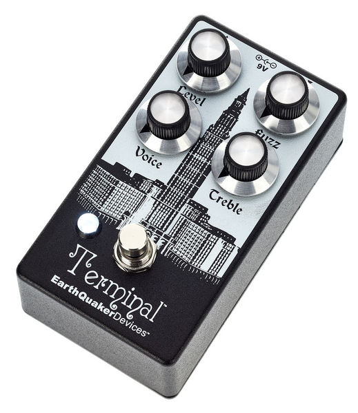 EarthQuaker Devices Terminal V2 Destructive Fuzz