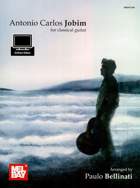 Mel Bay Jobim For Classical Guitar