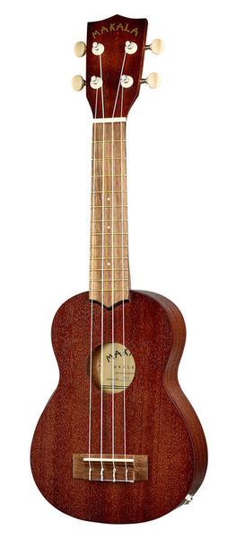 Kala Makala Soprano Ukulele with EQ
