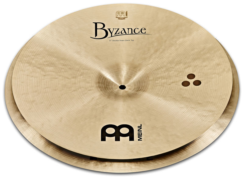 Meinl Double Down Stack -Mat Halpern