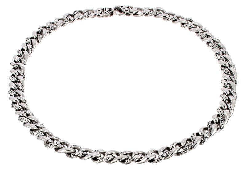 Rockys Massiv Necklace Snake Design