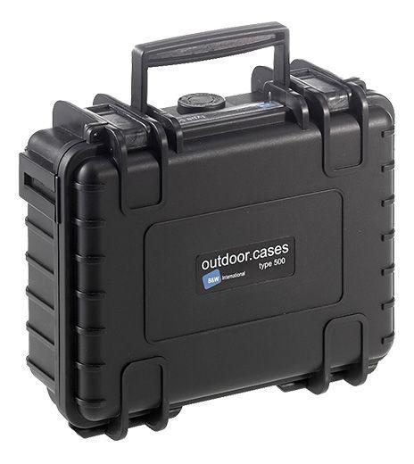 B&W outdoor case 500