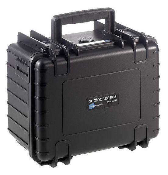 B&W outdoor case 2000