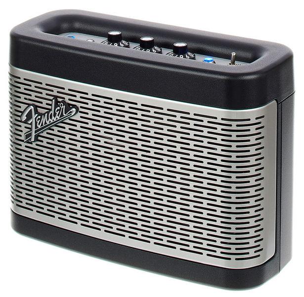 Newport BLK Bluetooth Speaker Fender