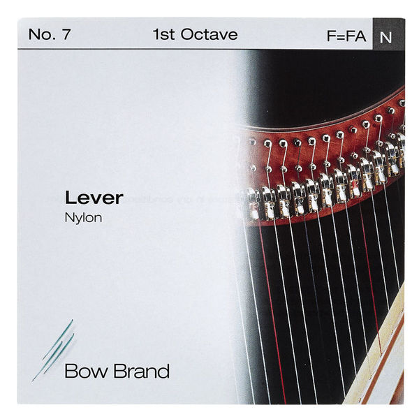 Bow Brand Lever 1st F Nylon String No.7