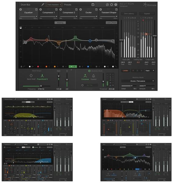 iZotope Neutron Advanced Upg. Neutron