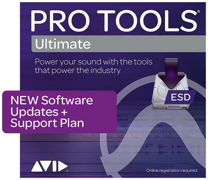 Pro Tools Ultimate Update New Avid