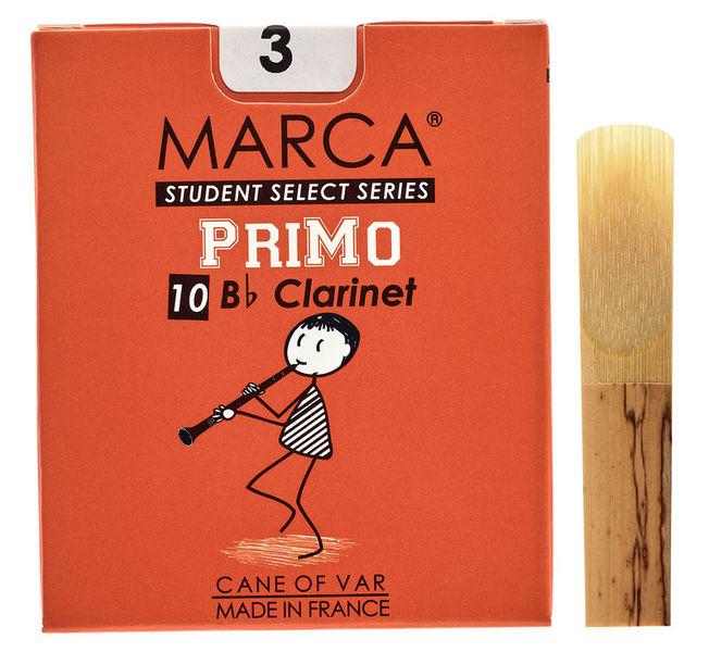 Marca PriMo Bb- Clarinet 3,0