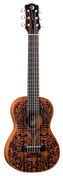Luna Guitars Uke Tribal 6-String