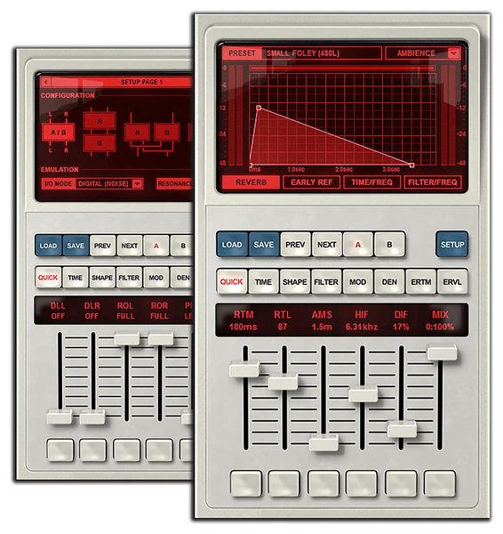 Relab Development LX480 RHall