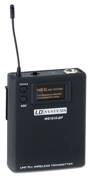 LD Systems Pocket Transmitter Roadboy B5