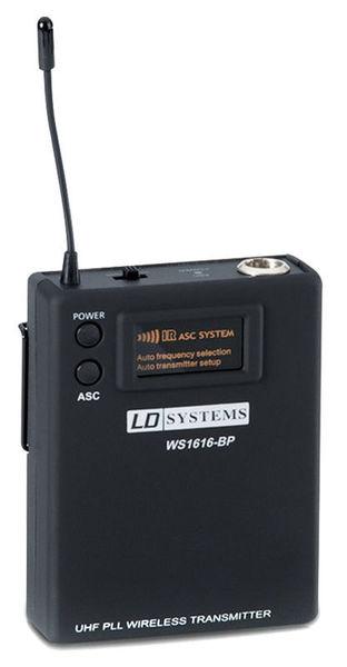 LD Systems Pocket Transmitter Roadboy B6