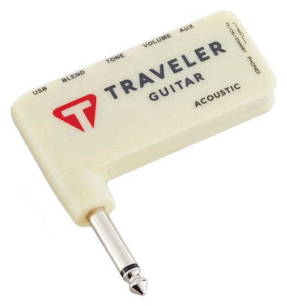 Traveler Guitars TGA 1A Headphone Amp