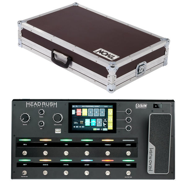 Headrush Pedalboard Bundle 2