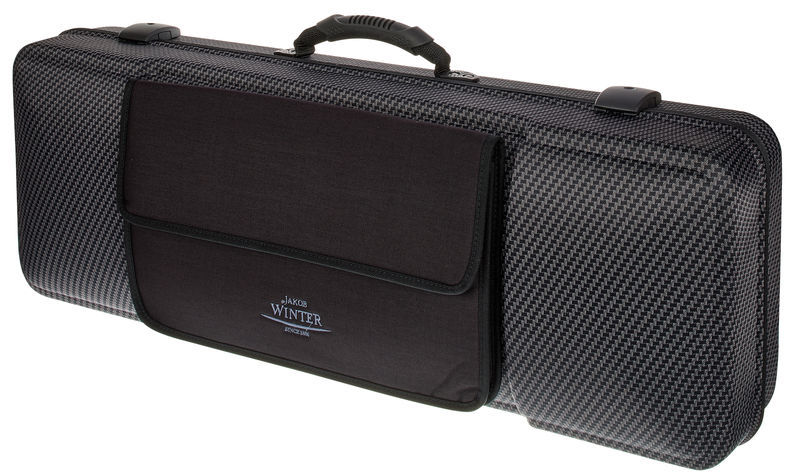 Jakob Winter JW 51025 VCAB Viola Case