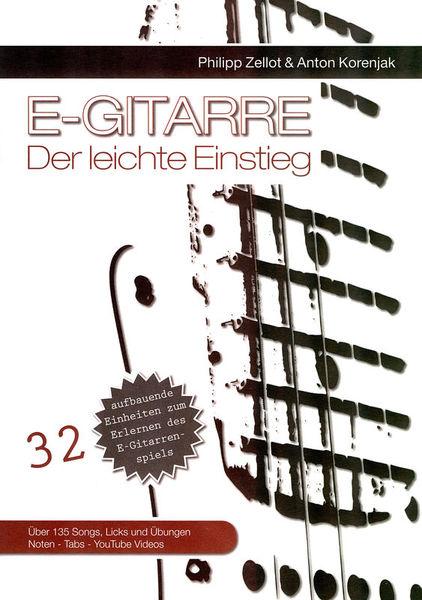 Anton Korenjak E-Gitarre Der leichte Einstieg