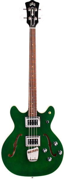 Guild Starfire II Bass Emerald Green
