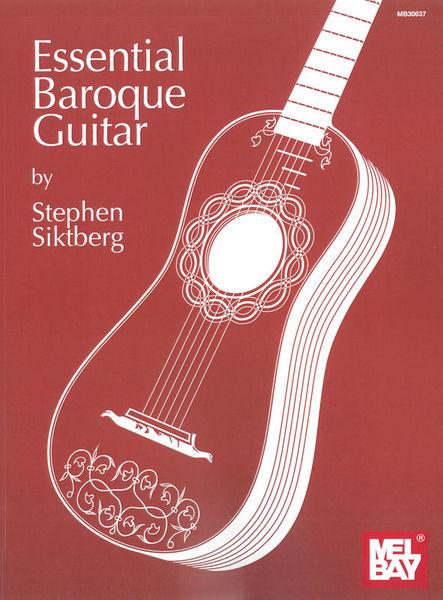 Mel Bay Essential Baroque Guitar