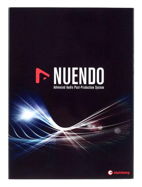 Steinberg Nuendo 8 (GB,D,F,I,ES)