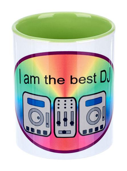 Alois Hübl Coffee Mug I am the Best DJ