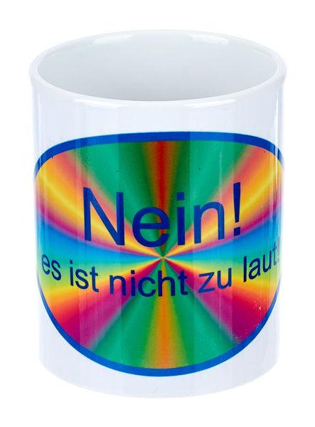 Alois Hübl CoffeeMug Es ist nicht zu laut