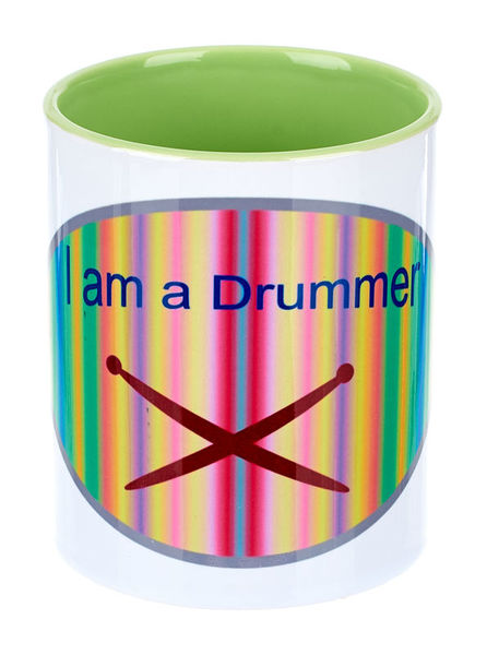 Alois Hübl Coffee Mug I am a Drummer