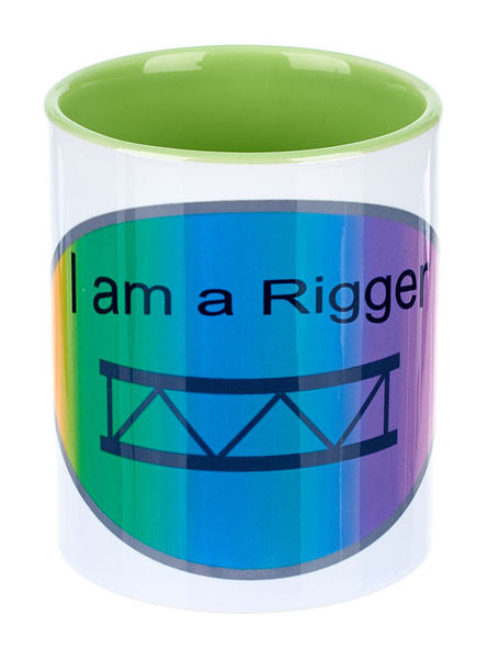 Alois Hübl Coffee Mug I am a Rigger