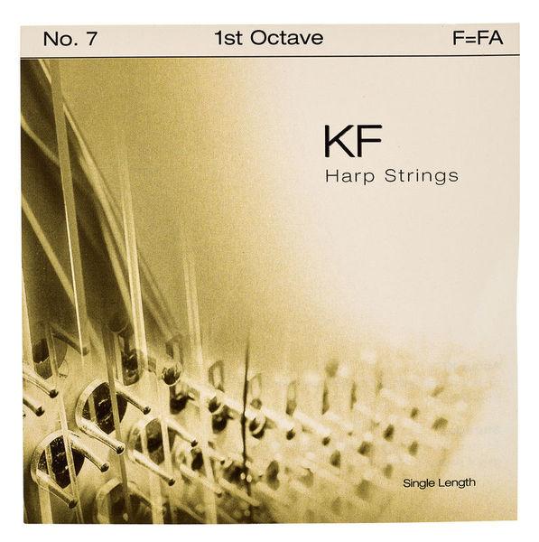 Bow Brand KF 1st F Harp String No.7