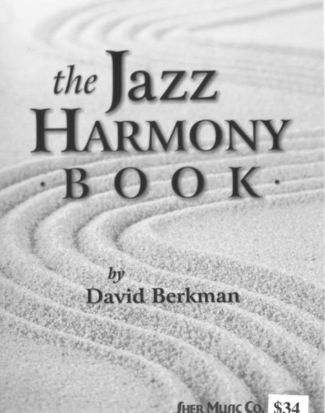 The Jazz Harmony Book Sher Music