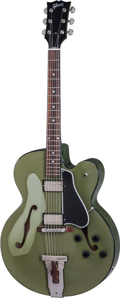 Gibson L-5 Studio CES Army Green