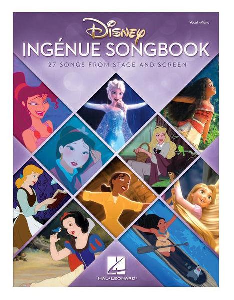 Disney Ingenue Songbook Hal Leonard