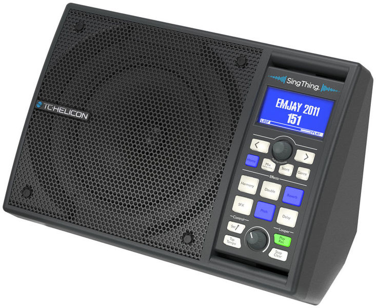 TC-Helicon Singthing