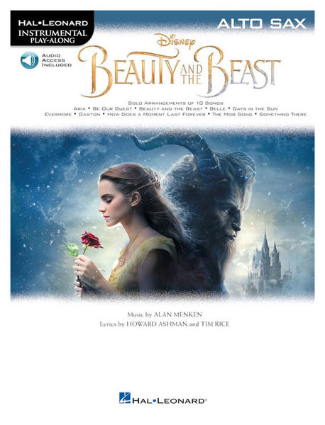 Hal Leonard Beauty And The Beast: Altsax.